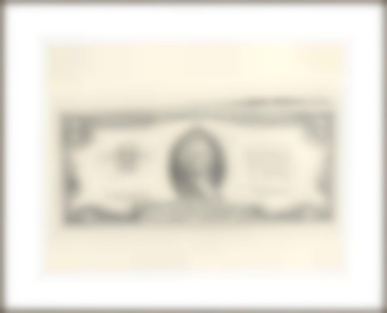 Andy Warhol-Two-Dollar Bill With Jefferson-1962