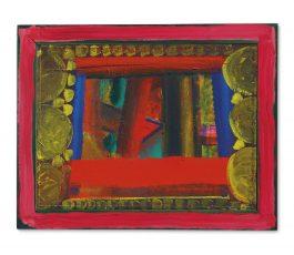 Howard Hodgkin-The Green Chateau-1980