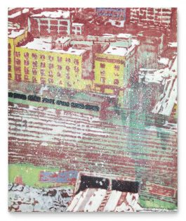 Peter Doig-Approaching A City-1998