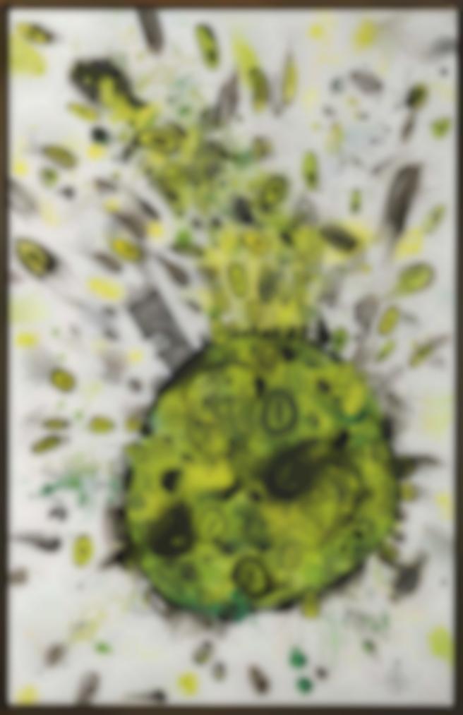 Carroll Dunham-The Second Green Planet-1997