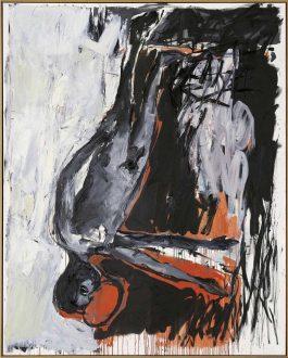 Georg Baselitz-Dreieck Zwischen Arm Und Rumpf (Triangle Between Arm And Torso)-1977