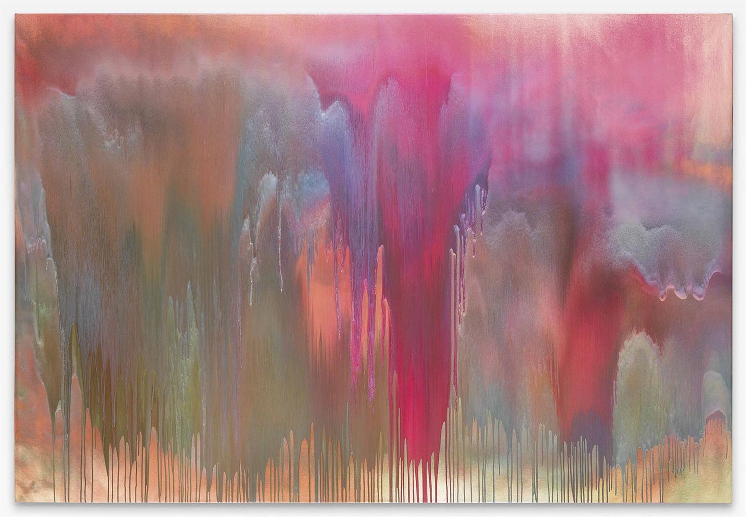 Katharina Grosse-Untitled-2000