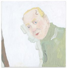 Richard Aldrich-Future Portrait #49-2003
