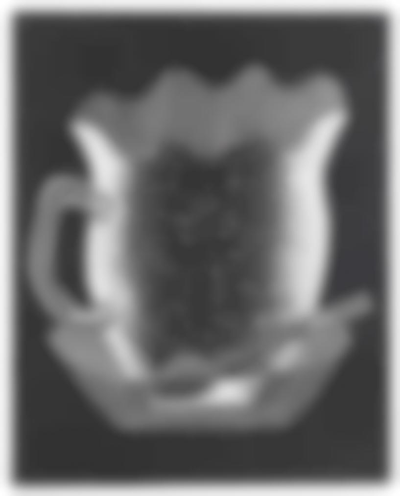 Yayoi Kusama-Coffee Cup-1991