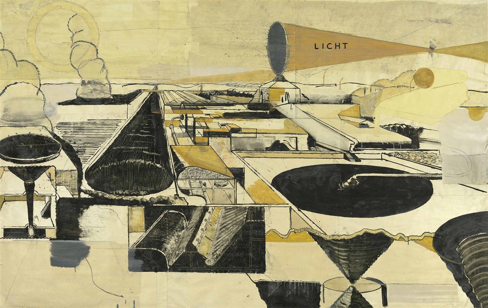 Neo Rauch-Licht-1994