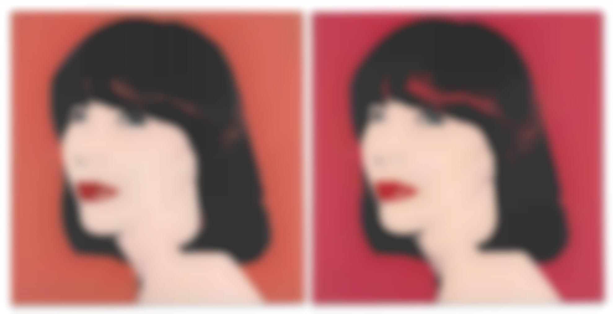 Andy Warhol-Mariuccia Mandelli Portrait (Krizia)-1980