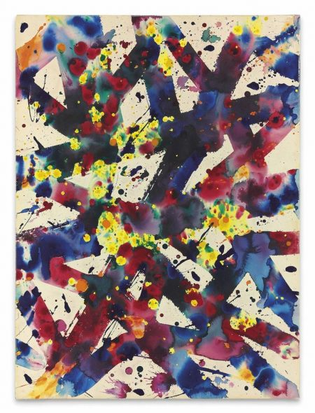 Sam Francis-Untitled (Composition)-1976