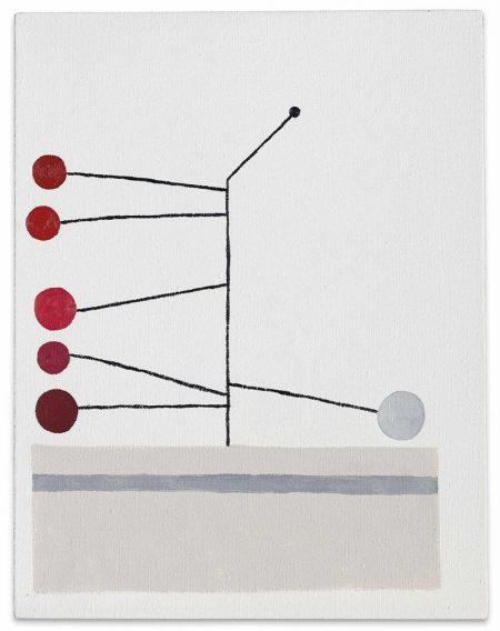 Jonas Wood-Untitled (Sd)-2009