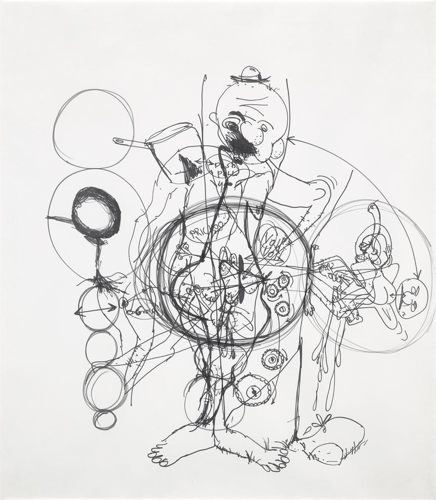 Paul McCarthy-Untitled-1992