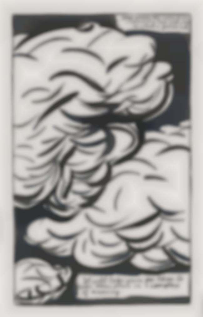 Raymond Pettibon-Untitled (How Deeply The Seeds...)-1988
