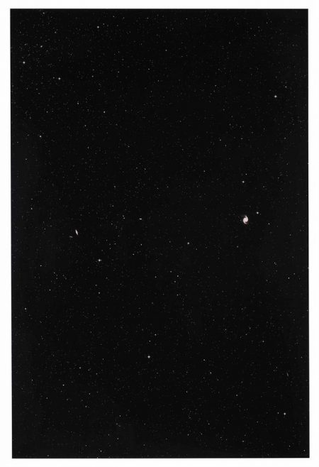 Thomas Ruff-04H 24M /-55°, from Sterne (Stars)-1992