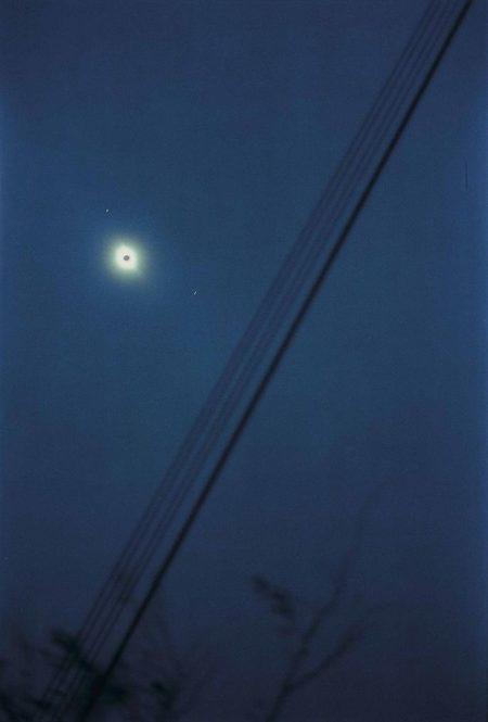 Wolfgang Tillmans  - Eclipse I-24-1998