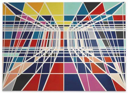 Sarah Morris-Reflecting Pool [Capital]-2001