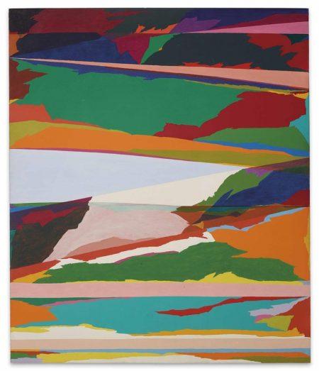 Piero Dorazio-A Quattro Mani (Four Handed)-1970