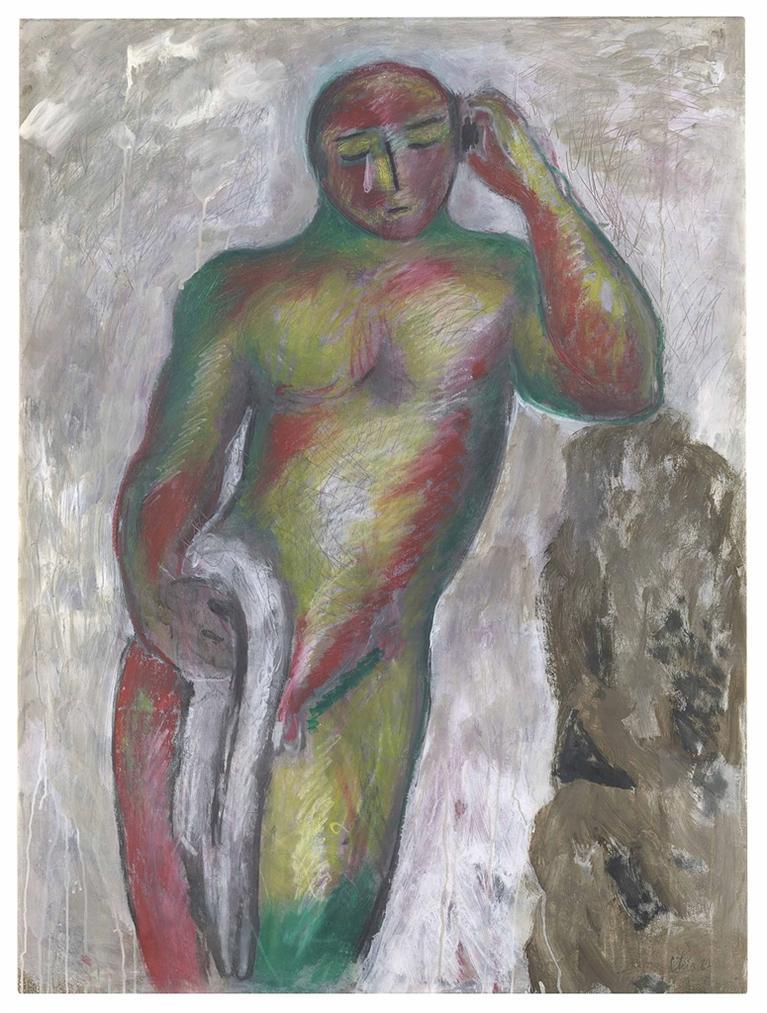 Sandro Chia-Untitled-1982