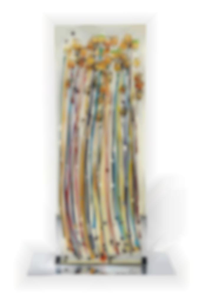 Arman-Pluie Coloree (Coloured Rain)-1966