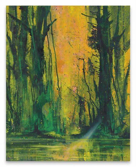 Bernd Zimmer-Lichtstrahl. Reflexion (Ray Of Light. Reflection)-2016