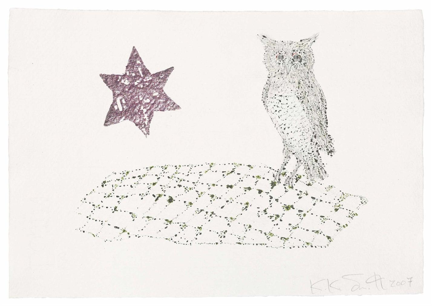 Kiki Smith-Owl-2007