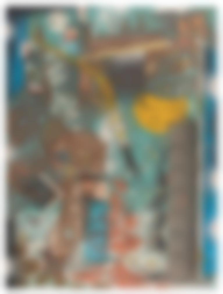 Lari Pittman-Untitled #3-2003