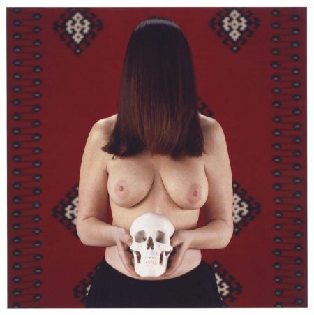 Marina Abramovic-Balkan Erotic Epic, Banging The Skull (Marina)-2005