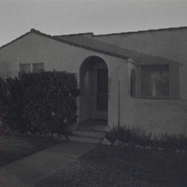 Henry Wessel-Night Walk, Los Angeles, No. 14-1996