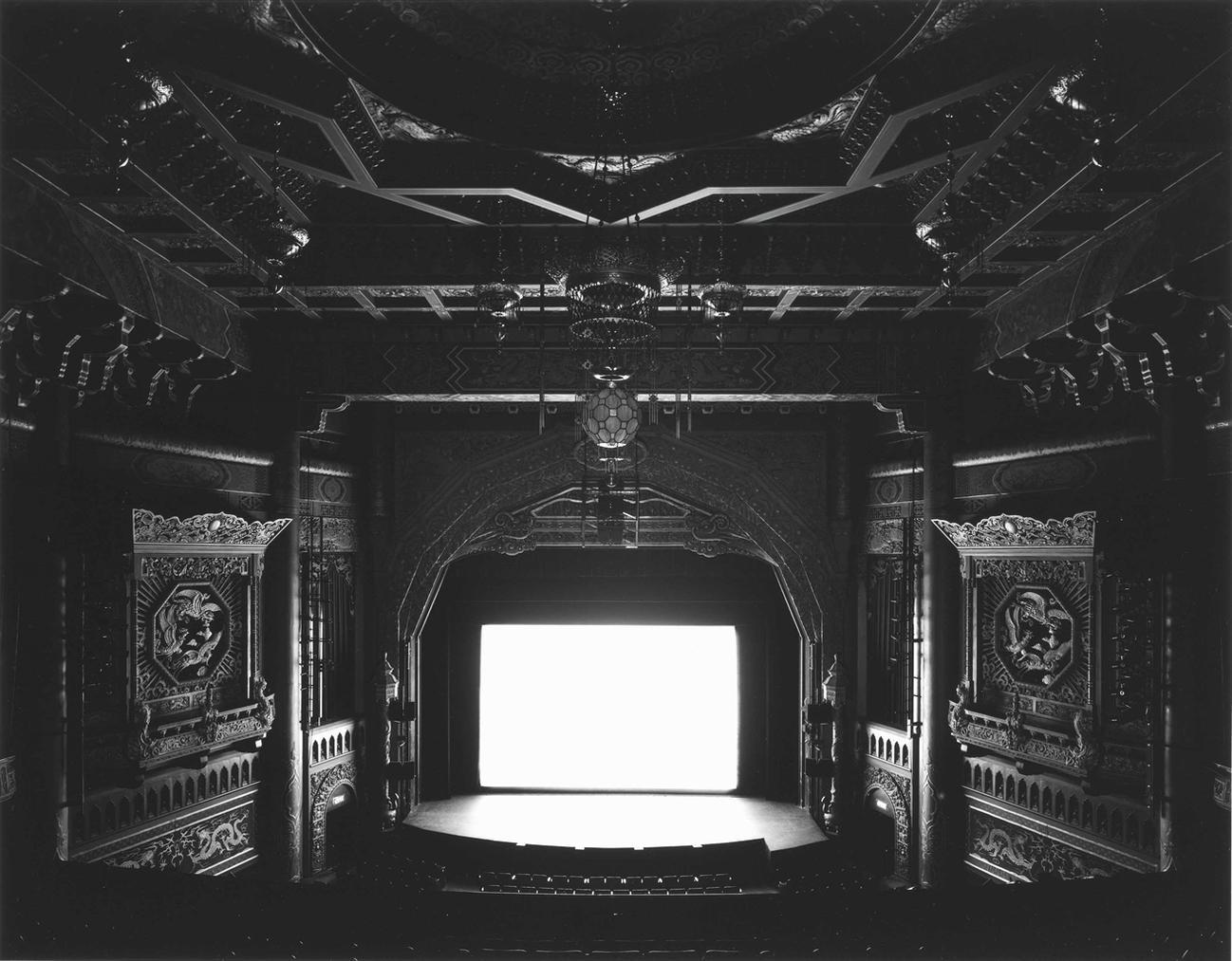 Hiroshi Sugimoto-Fifth Avenue Theatre, Seattle-1997