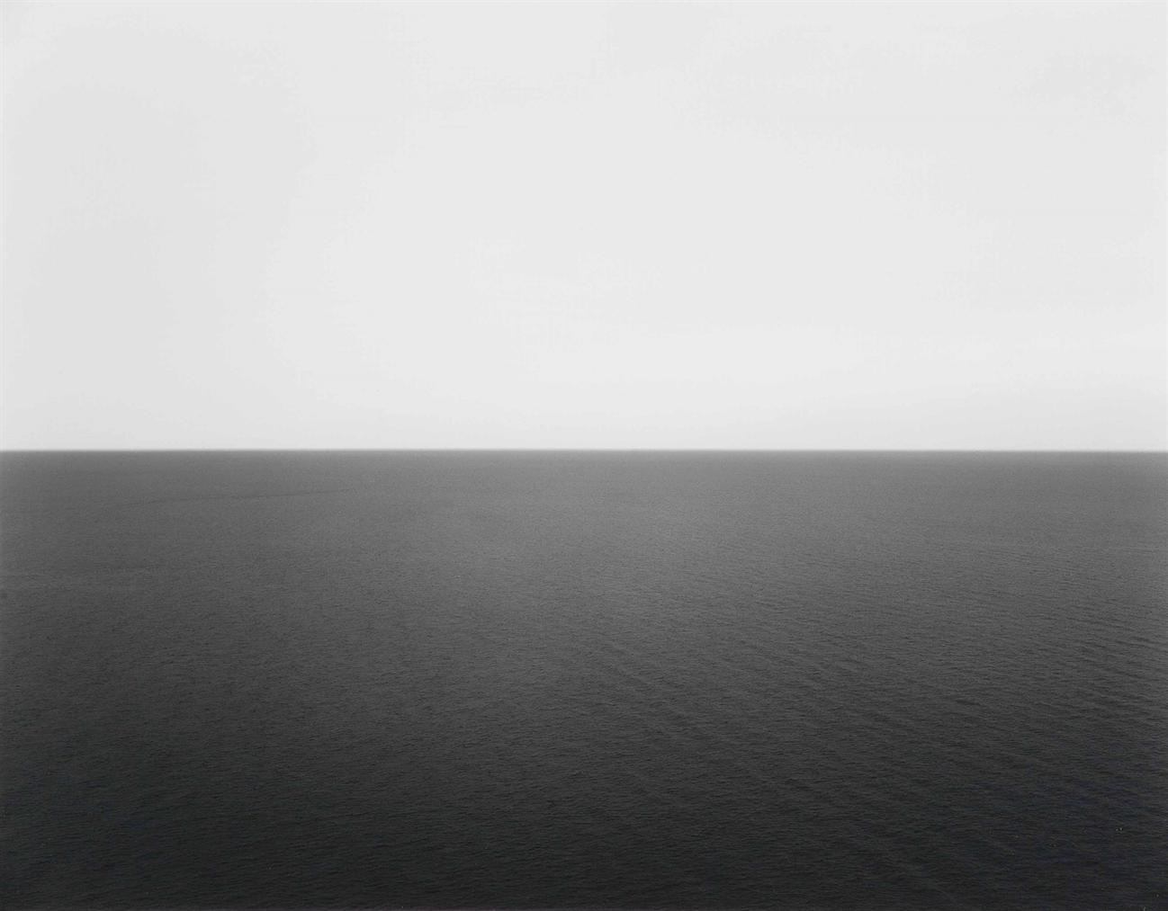 Hiroshi Sugimoto-Dead Sea, Ein Gedi-1992