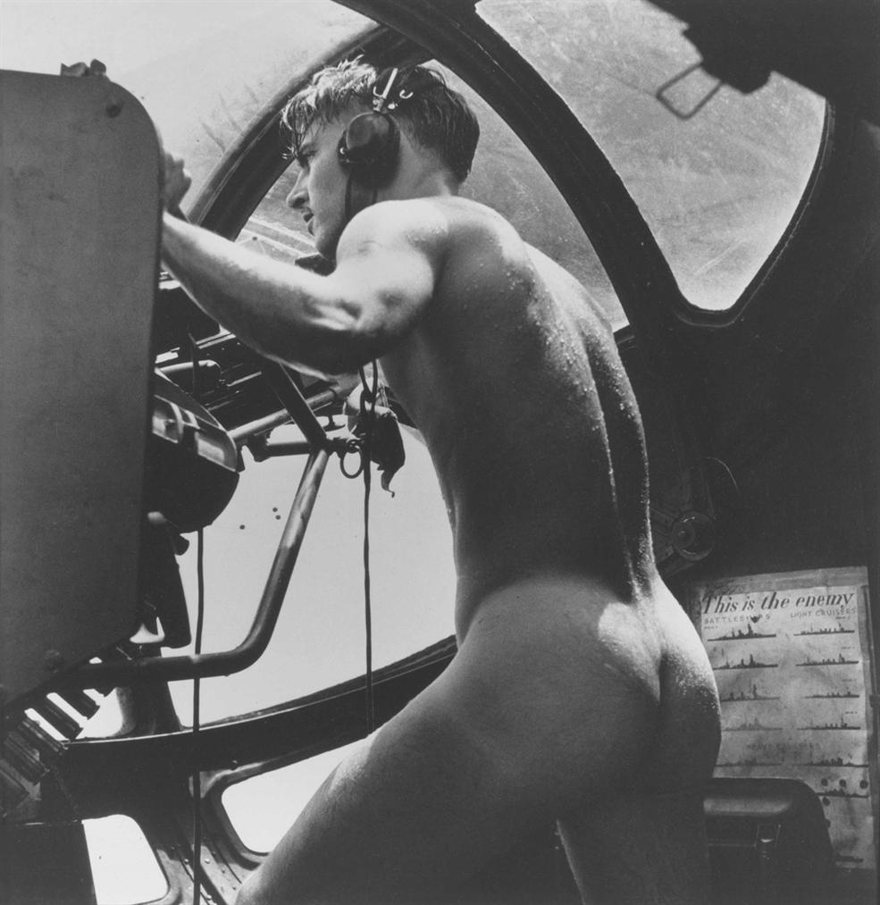 Horace Bristol - Pby Blister Gunner, Rescue At Rabaul-1944