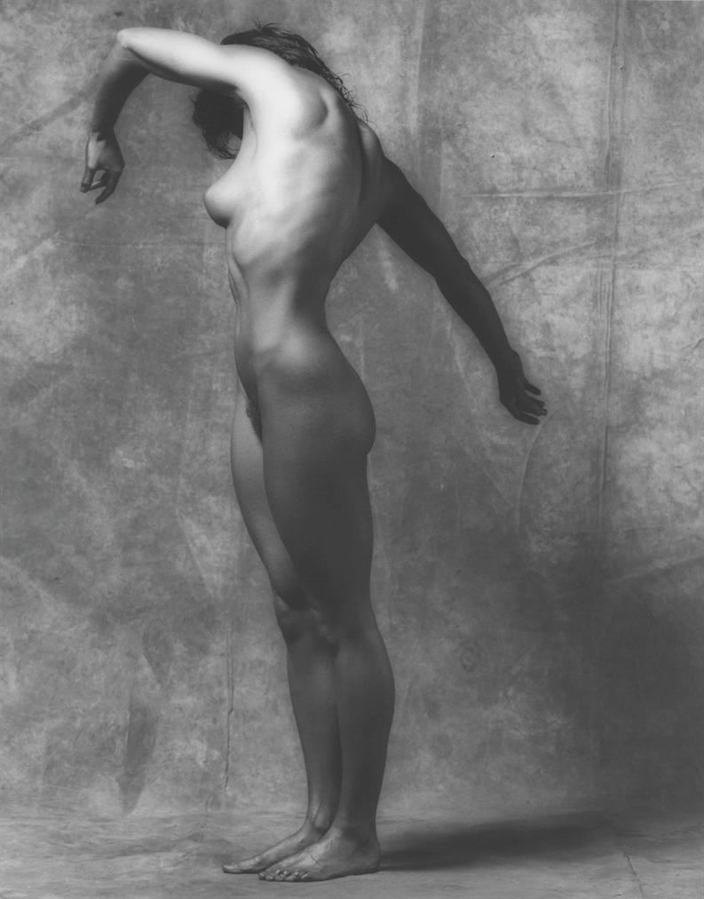 Robert Mapplethorpe-Lisa Lyon-1981