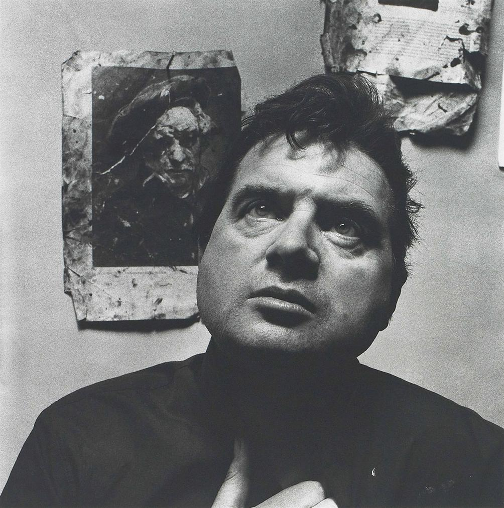 Irving Penn-Francis Bacon, London-1962