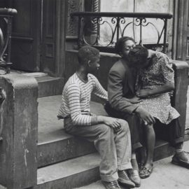 Helen Levitt-New York-1940