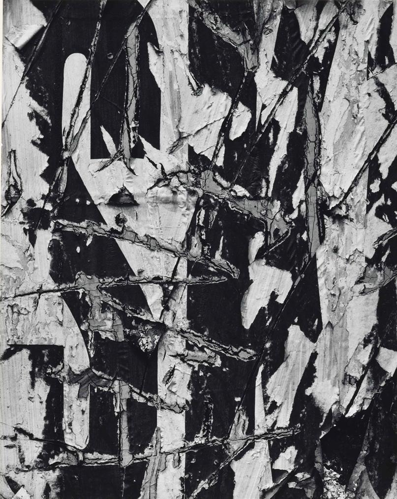 Aaron Siskind-Untitled-1950
