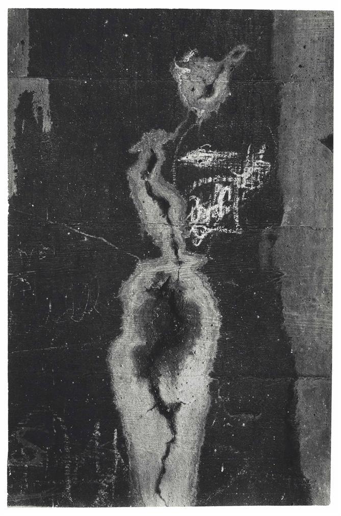 Aaron Siskind-Chicago 10-1948