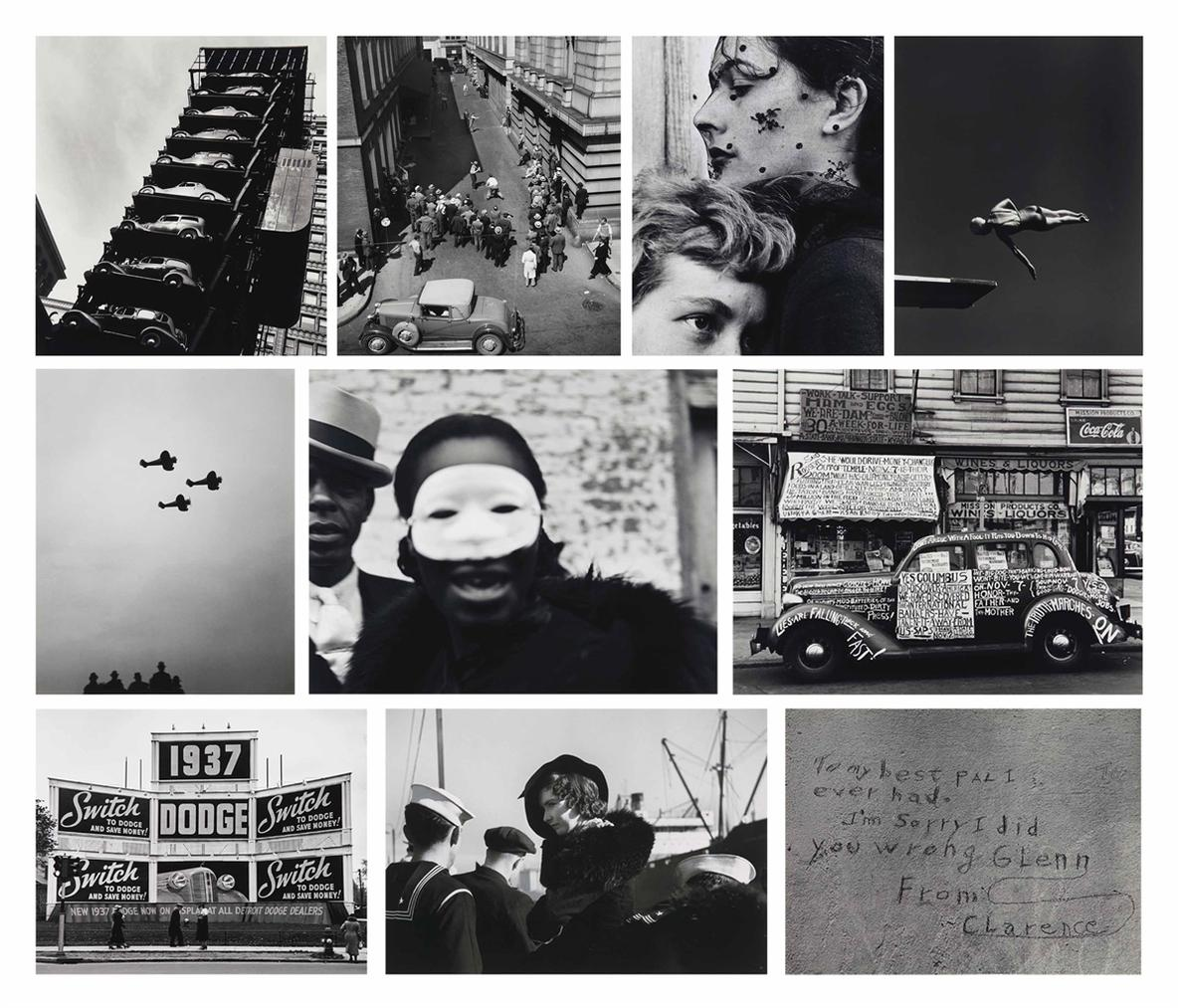 John Gutmann-Ten Photographs-1982