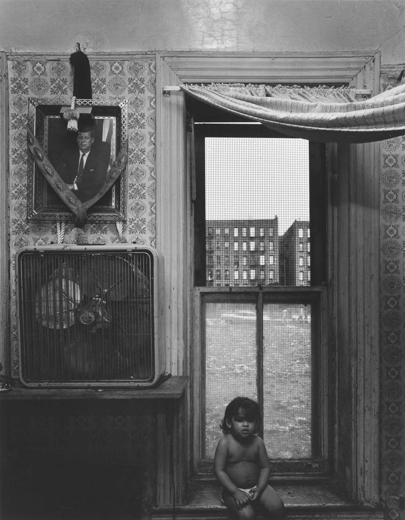 Bruce Davidson-East 100Th Street, New York-1968