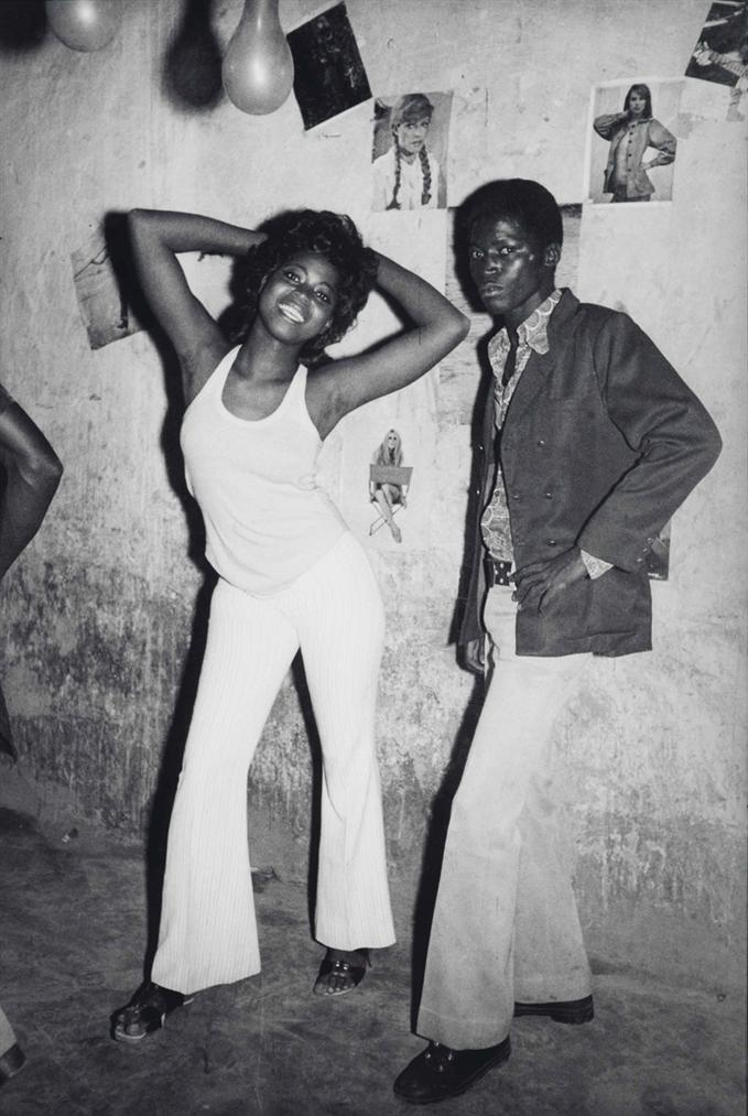 Malick Sidibe-Soiree Familiale-1974