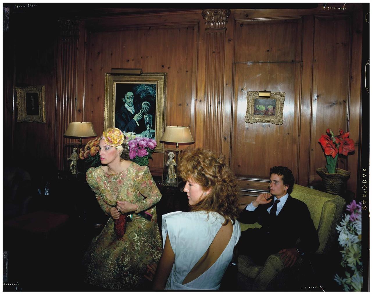 Tina Barney-The Reception-1985