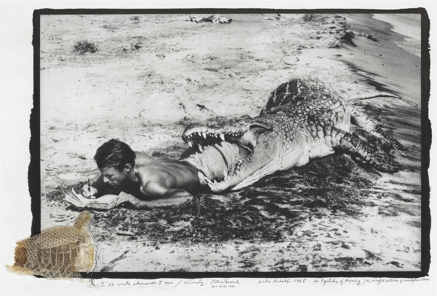 Peter Beard-Ill Write Whenever I Can...-1965
