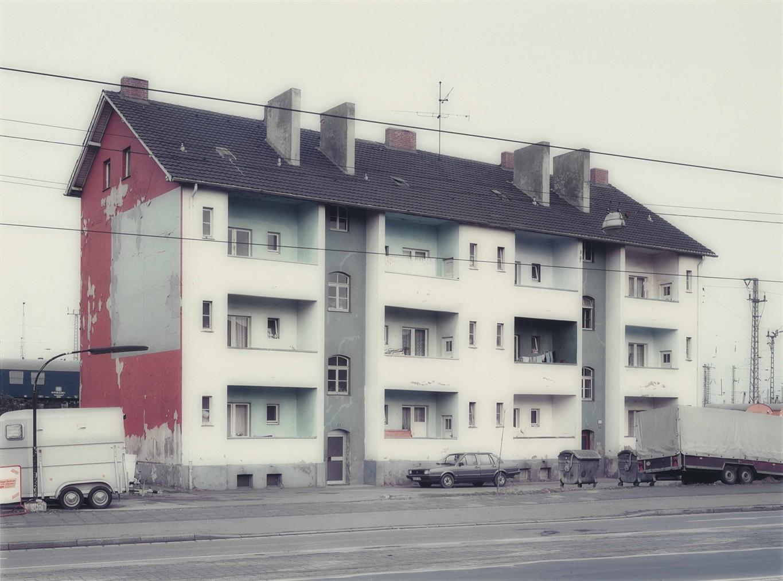 Thomas Ruff-Haus Nr. 2 III-1989