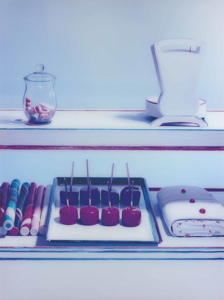 Sharon Core-Candy Counter 1969 From Thiebaud-2003