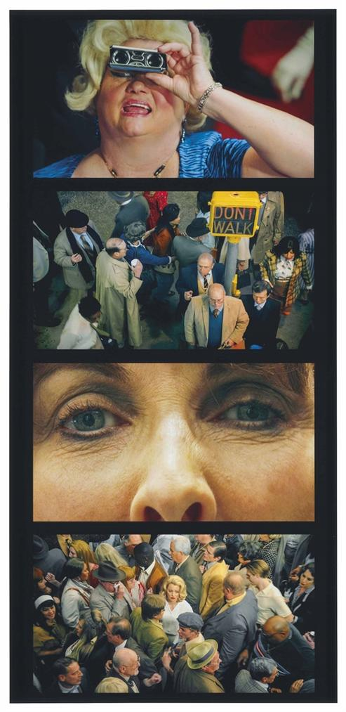 Alex Prager-Face In The Crowd Film Strip #4-2013