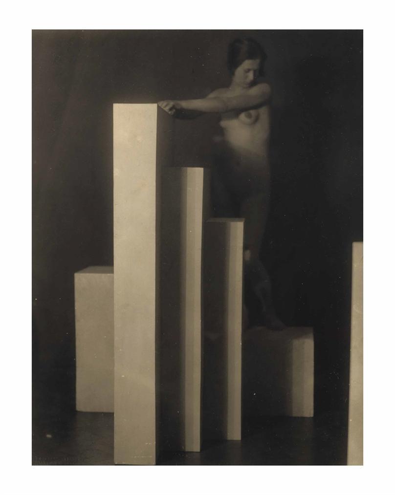 Frantisek Drtikol-Prisms-1926