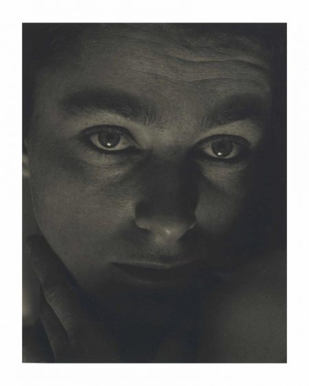 Paul Strand-Rebecca, New York-1923