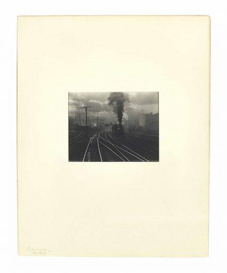 Alfred Stieglitz-The Hand Of Man-1902