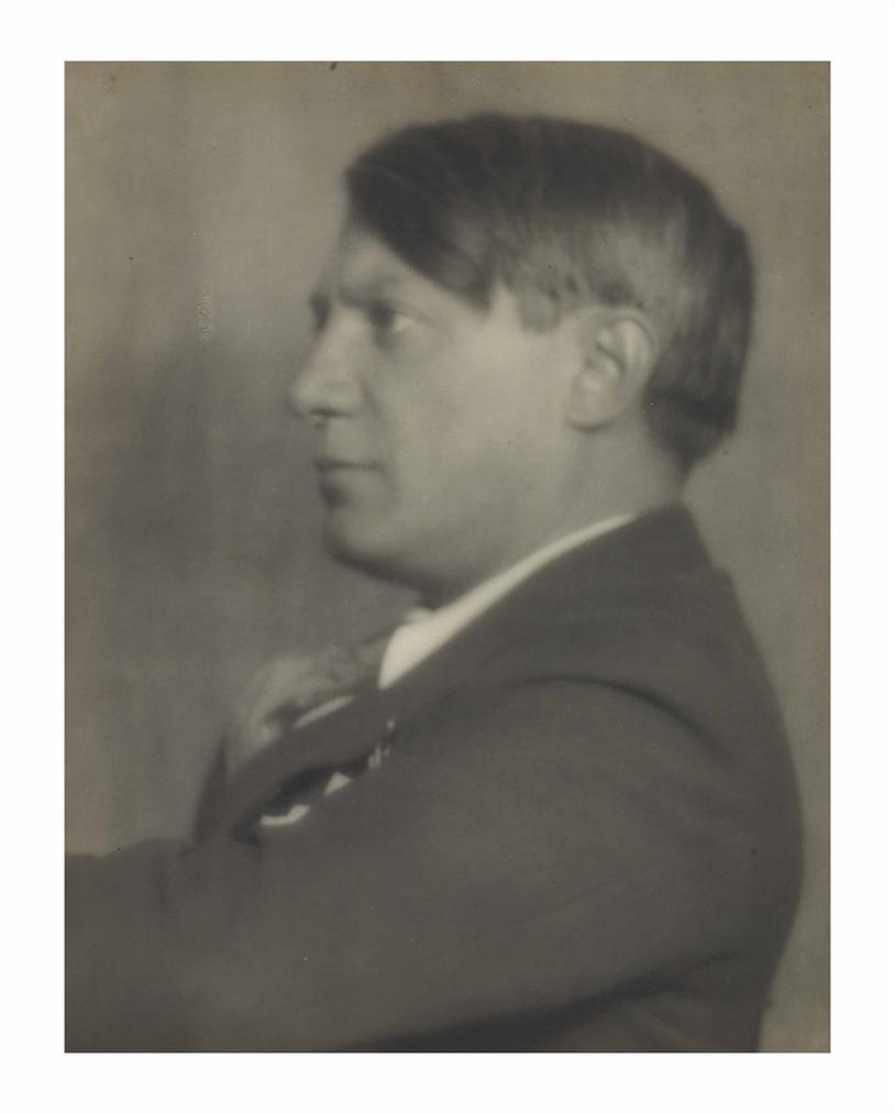 Man Ray-Pablo Picasso-1924
