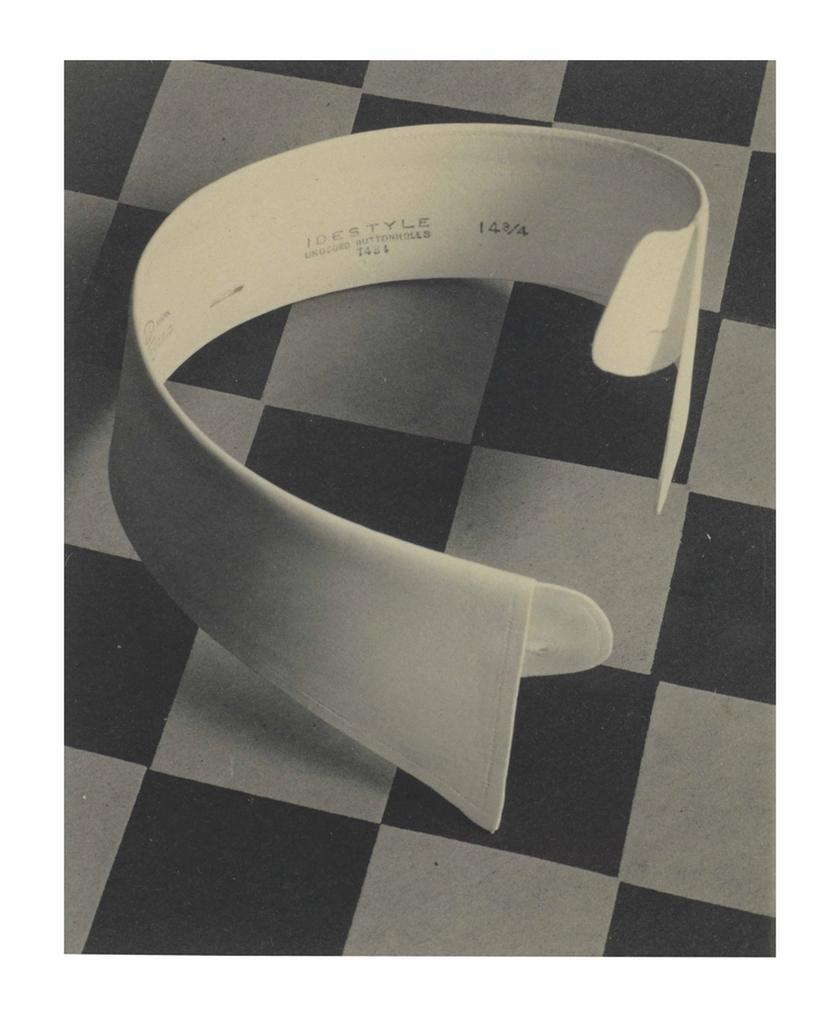 Paul Outerbridge-Ide Collar-1922