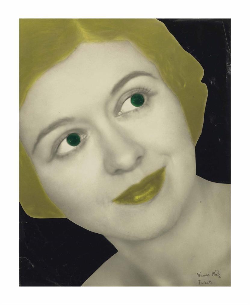 Wanda Wulz - Self-Portrait-1932