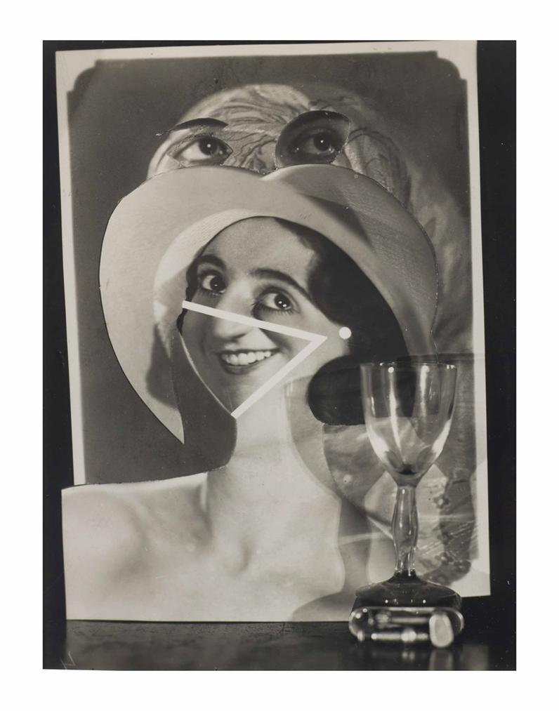 Tato - Deformazione, Ovvero La Vedova Allegra (Deformation Or The Merry Widow)-1930
