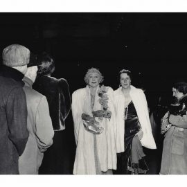 Weegee-The Critic-1943