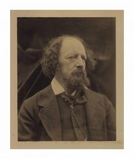 Julia Margaret Cameron-Alfred Tennyson, June 3-1869